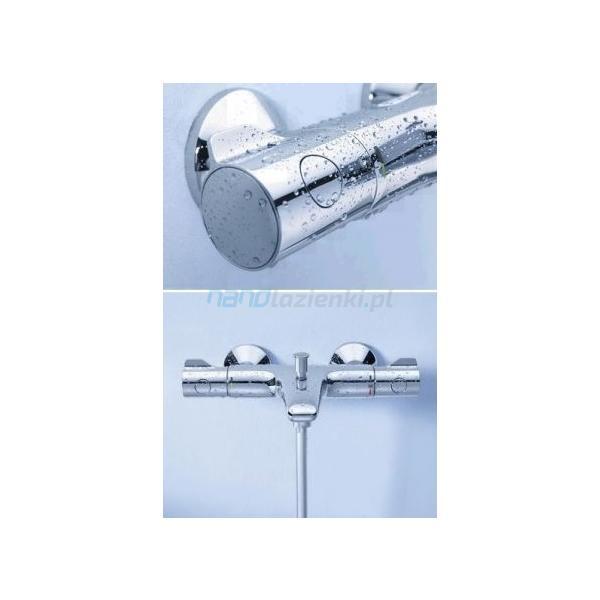Grohe 34565000 Bateria Prysznicowa ścienna Z Termostatem Grohtherm
