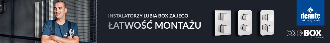 NANOlazienki.pl - Deante Box