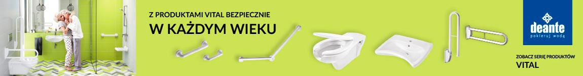 LazienkiABC.pl - Deante Bezpieczni w każdym wieku