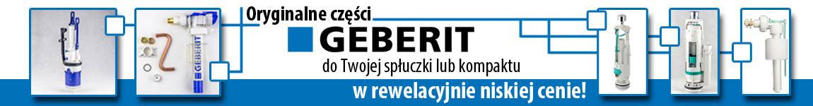 NANOlazienki.pl - Geberit zawory do stelaża