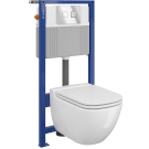 Zestawy podtynkowe WC