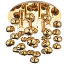 Złote lampy