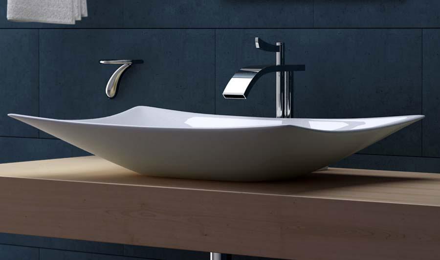Umywalka nablatowa ISIN marki Massi