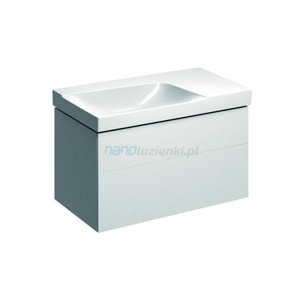 keramag design xeno 2 807590 szafka 88x53x46 2 cmbia a po ysk. Black Bedroom Furniture Sets. Home Design Ideas